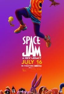 Космически забивки: Нови легенди / Space Jam: A New Legacy 2021